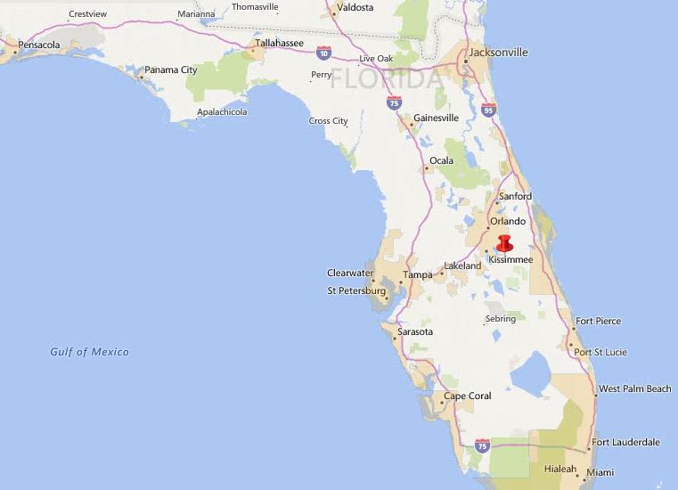Gainesville USDA Mortgage Map