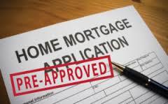 USDA loan pre approval