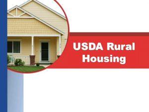 Lake County USDA loans