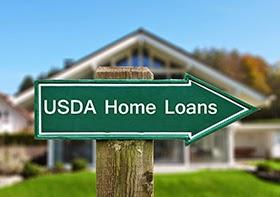 USDA home loan Naples